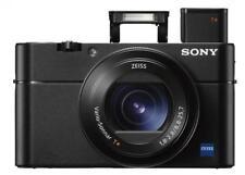 Sony Cyber-shot RX100 V 20.1MP Digitalkamera - Schwarz (Kit mit 24-70mm...