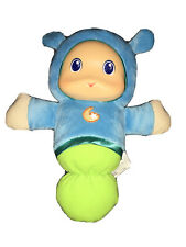 Glo Worm Glow Worm Plush Light Up Toy Musical Lullaby Baby Child Nursery Euc