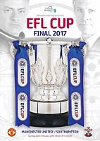 EFL LEAGUE CUP FINAL 2017 Manchester United v Southampton