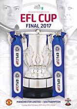 EFL LEAGUE CUP FINAL 2017 Manchester United v Southampton