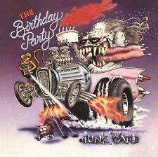 The Birthday Party - Junkyard [New Vinyl] Ltd Ed, Orange, Red