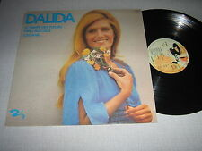 DALIDA 33 TOURS FRANCE SHELLER GERARD MANSET