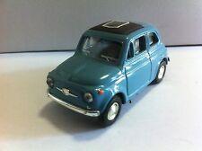 FIAT 500 DEL PRADO 1957