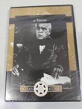EL TERROR JOYAS DEL CINE DVD ROGER CORMAN ESPAÑOL ENGLISH Nueva