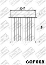 COF068 Filtro De Aceite CHAMPION DaelimNS125 I/II/III1252003 2004 2005