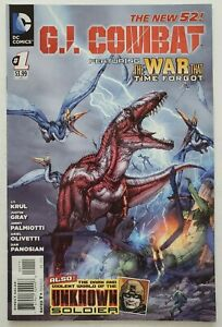 G.I. Combat #1 VF/NM 2nd Series