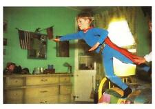 "Postcard Nan Goldin ""Dewey as Superman, Providence"" 1991 Photograph MINT"