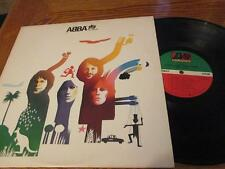 1977 Vinyl Lp ~ ABBA ~ Abba The Album ~ Atlantic SD-19164 ~ EX/EX
