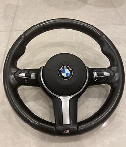 BMW F20 F21 F30 F21 F36 F10 F12 X5 F15 X6 F16  Volant + Airbag Bmw M Sport