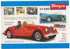 Morgan 4/4 1600 Large Format MODERN postcard by Jenna