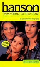 Hanson Mmmbop to the Top, Matthews, Jill, 0671019139, Book, Good