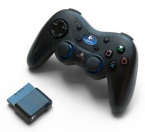 Playstation 2 PS2 Logitech Wireless Controller