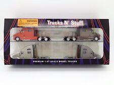 Kenworth T700 Tractor 4-Pack Set #3 HO - Trucks N Stuff #SP3003 vmf121