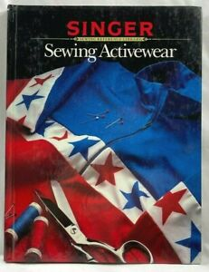 1986 Sewing Activewear Book Singer Reference Library HC Actionwear Outerwear8888