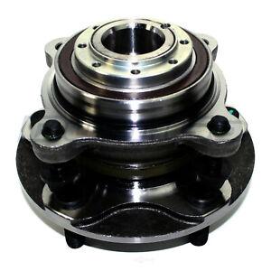 Wheel Bearing and Hub Assembly Front IAP Dura 295-94449