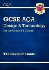 New Grade 9-1 Gcse Design And Technology Aqa Revision Guide