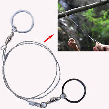 70cm Tartness Wire Rope Coping Fret Rescue hand chain Saw for cutting soft metal