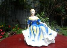 Leonardo collection hand painted porcelain figurine