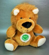 OEF Operation Enduring Freedom ISAF Stuffed Toy Lion Afghanistan