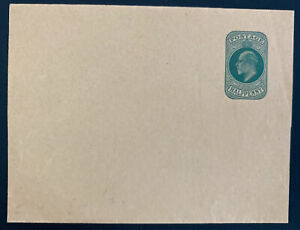 Mint England Wrapper Postal Stationery Half Penny