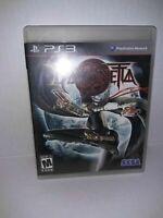 Bayonetta (Sony PlayStation 3, 2010) Complete w/ Manual. Tested