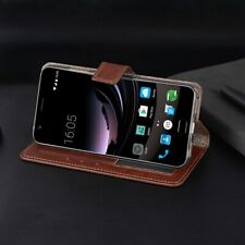 """New High QualityLeather Flip wallet case cover for Elephone E10 6.5"""""""