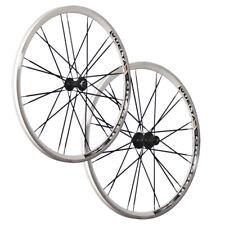 VUELTA 26inch bike wheel set Crosser x II Shimano HB / FH-RM40 white 24 holes