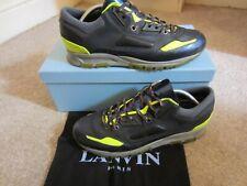 mens lanvin runners sneakers  size uk 9-10