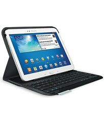 "Logitech Ultrathin Keyboard 10.1"" Folio Case Black for Samsung Galaxy Tab 3 - SR"