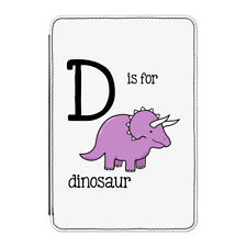 D Is For Dinosaur Case Cover for Kindle Paperwhite - Funny Alphabet Cute