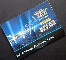 Checklist - Nordic Edition - Panini Adrenalyn XL Champions League 2012/13