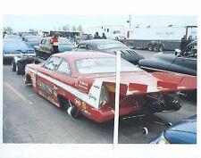 """Vintage Drag Racing-""""CHRISTINE""""-Richard Earle's-1958 Plymouth Fury Pro Mod"""