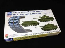 Bronco Model AB3563 1/35 T97E2 Workable Track Link set for M48/M60 MBT & M88 ARV