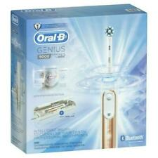 Oral-B Genius 9000 Electric Toothbrush - Rose Gold