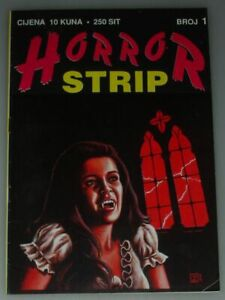 Vampirella / Horror strip #01 / Croatia 1994