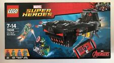 Lego Marvel Super Heroes - Iron Skull Sub Attack - 76048 - New & MIB