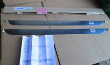 Genuine SEAT Leon 3dr 2013 Onwards S/less Steel Door Sill Covers 5F0071691A