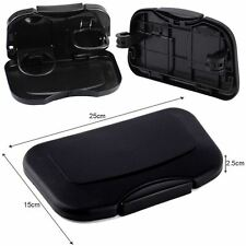Folding Table Car Back Seat Storage Tidy Organiser Drink Food Holder Tray Travel
