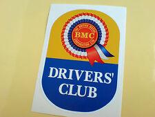 BMC Rosette pilotes club rétro classique decal sticker 1 off être