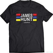 New James Hunt Men's T-shirt size S-2XL