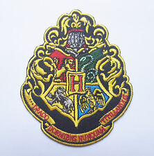 HARRY POTTER hogwart draco dormiens nunqua Patch embroidered Badge