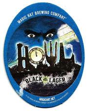 16 Magic Hat  HOWL Black Lager  Beer Coasters