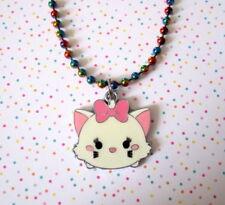 Tsum Marie Necklace Kitty Rainbow Chain