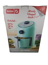 DASH Compact Electric Air Fryer Oven Cooker with Digital Display Temperature