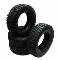 4x Sommerreifen 245/70R17 119/116Q Nokian Rockproof LT DOT1017 Off-Road Reifen