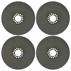 4x Big Rim Dust Shields for 20 Inch Wheels Brake Dust Covers Plates – Behind Rim
