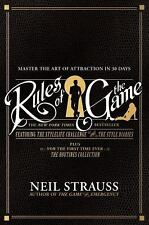 The Rules of the Game by Neil Strauss (2009, Paperback)