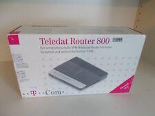 Telekom Teledat Router 800 , Vpn Banda Ancha Router T-Dsl , Emb.orig, #SO-102