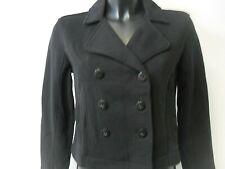 Puma Ladies Lifestyle Fleece Lined Jacket - Black - Size 6 - BNWT