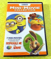 Illumination 7 Mini-Movie Collection ~ New DVD Movie ~ Despicable Me Minions